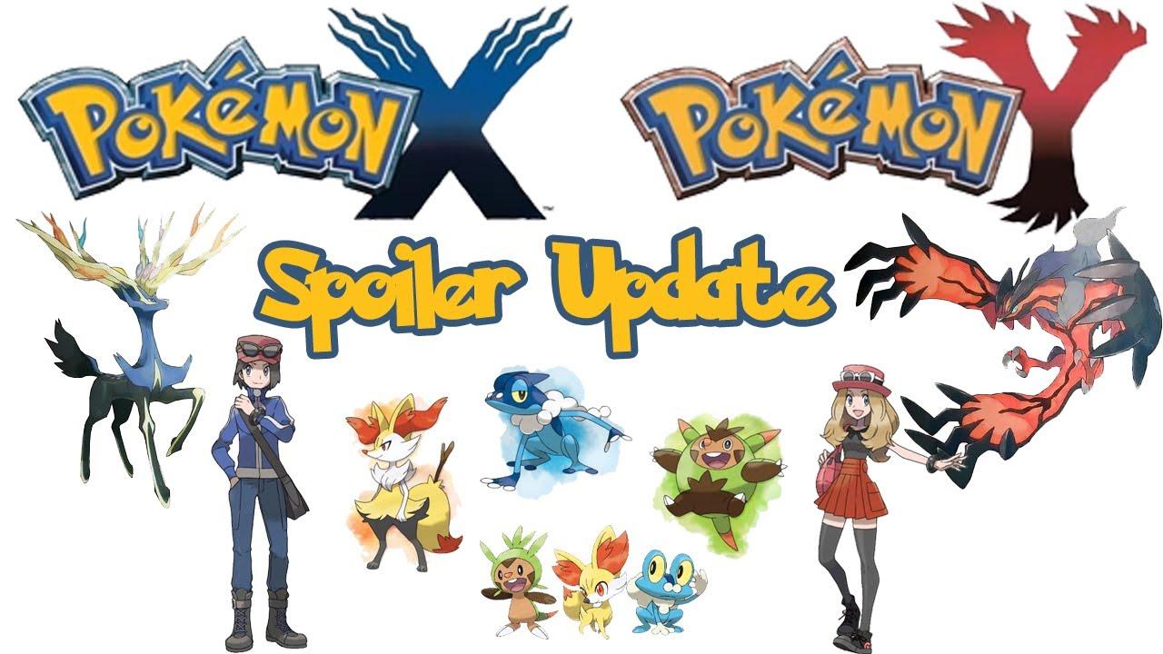 Spoiler pokemon x y update october 11th 2013 mega - Branette pokemon y ...
