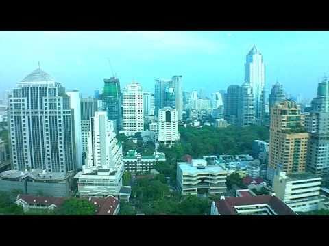 Renaissance Bangkok  Ratchaprasong Hotel Review (Thailand Vlog) ルネッサンスホテル