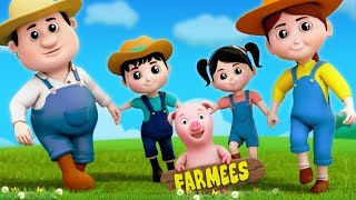 Ringa Ringa Roses | Nursery Rhymes | Rhyme For Kids | Ver. 2 by Farmees