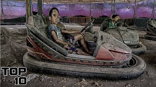 Top 10 Scary Abandoned Amusement Parks