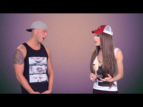 Bro'Laska with Alaska Thunderfuck & Cory Binney - Cory's Tips for Getting Swole feat Gigi Gorgeous
