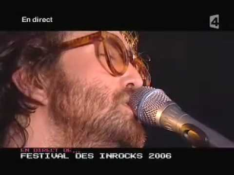 Sean Lennon -  Spectacle (live) InRocks 2006