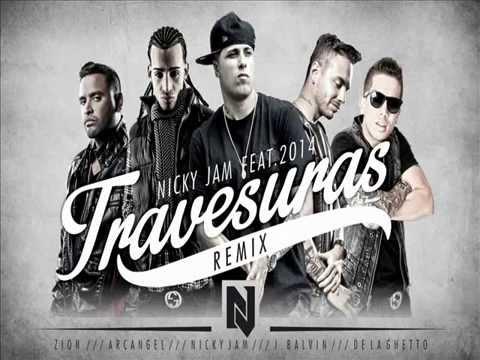 Travesuras Remix NickyJam    Remake Instrumental