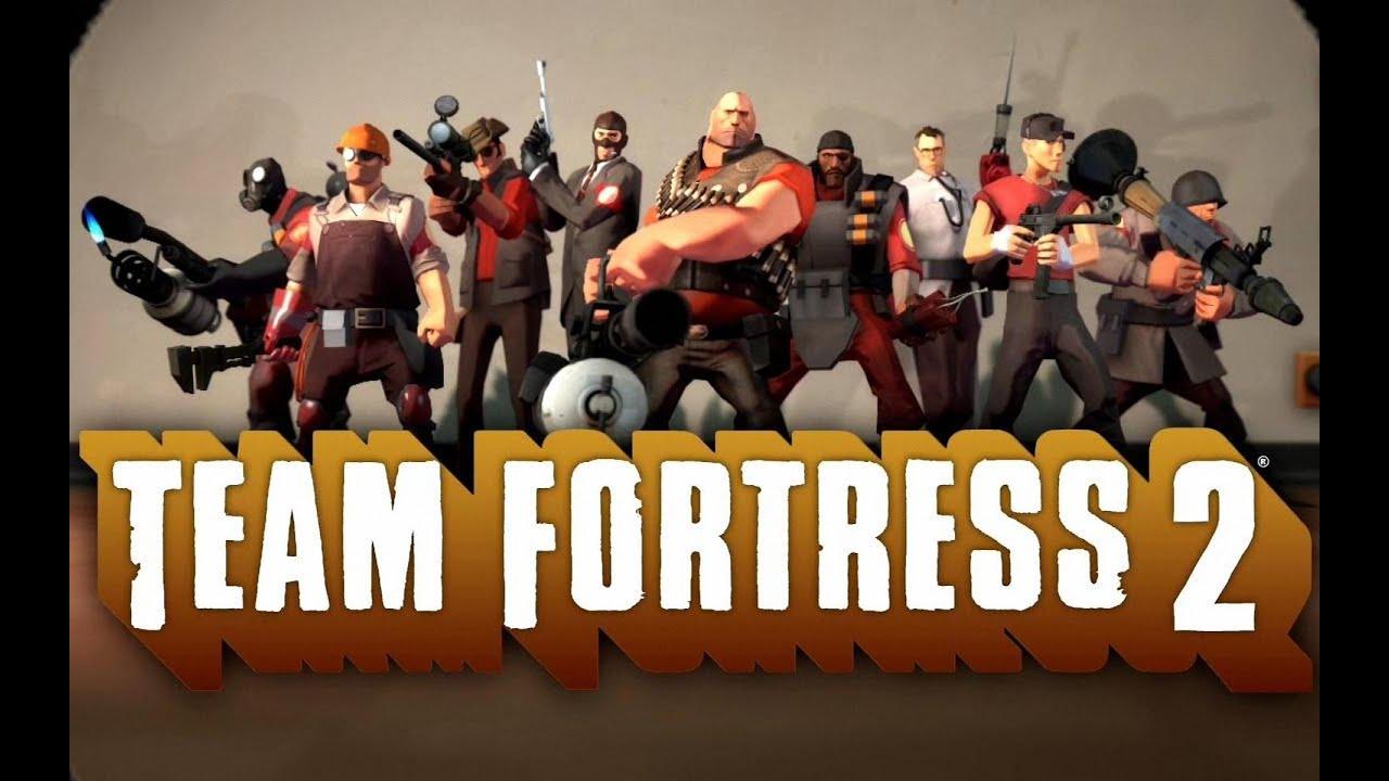 Как сделать все ачивки в team fortress 2