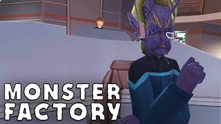 The search for Yoba Skywalker Starwars' cool outfit | Monster Factory