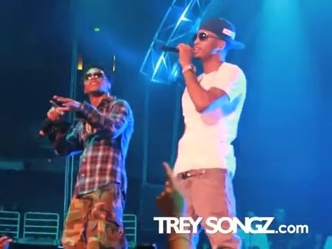 Lupe Fiasco x Trey Songz 'Out Of My Head' LIVE at PowerHouse 2011