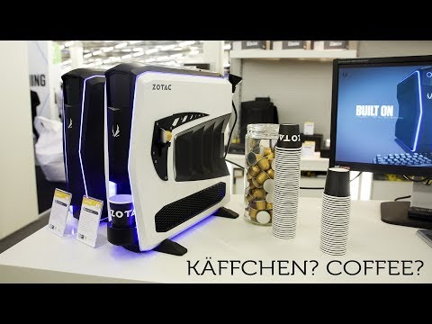 computer meets coffee - the Mekspresso