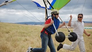 Learning To Fly Hang Gliders at Dynamic Flight, Victoria