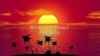 Download Lagu Luis Fonsi, Demi Lovato - Échame La Culpa (English Lyrics / Lyric Video) Gratis STAFABAND