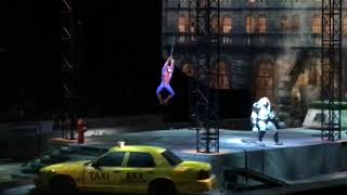 Marvel Universe Live, Spider-man vs. Green Globin
