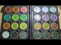 Kamen Rider OOO DX OOO Driver & All 24 Core Medals TV Series & Movie