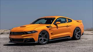Saleen Mustang S302 Black Label 2019 Slideshow