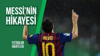 Lionel Messi'nin Hayat Hikayesi ''Ben de oynayabilir miyim anneanne?''
