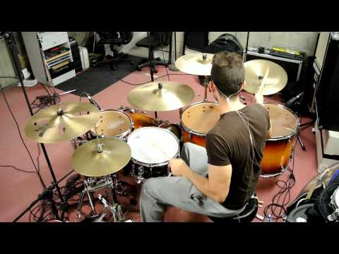 Hysteria - Muse - New Drum Cover HD
