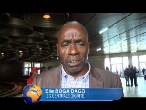 Société : 4e congrès ordinaire de la Centrale syndicale Dignité à Abidjan