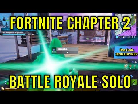 Fortnite Battle Royale Chapter 2.1 #17 - Solo