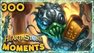 Unbelievable Shaku Prediction!! | Hearthstone Daily Moments Ep. 300 (Funny and Lucky Moments)