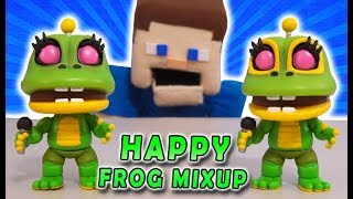 FNAF Happy FROG vs Happy FROG EXCLUSIVE! FUNKO POP | Five Nights at Freddy's