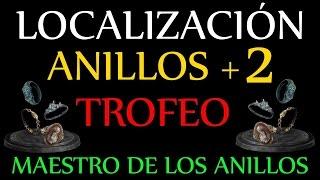 """Dark Souls 3 - Anillos +2 (Trofeo """"Maestro de los anillos"""")"""