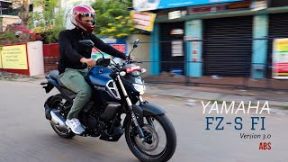New Yamaha FZS-FI V3.0 Detailed Review![Is it worth buying?]