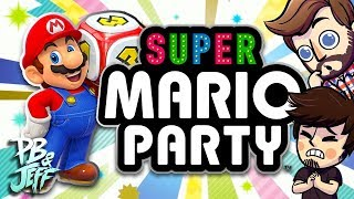 PLEASE BE GOOD! - Super Mario Party (Part 1) | Ft. ProJared + DYKG