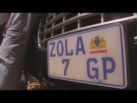 Interview With South Africa Hip-hop Star Zola video