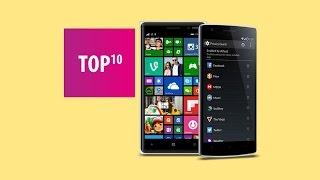 Polecane smartfony do 1500 zł - TOP 10: 2015