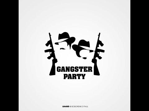Вечеринка стиле гангстеров сценарий