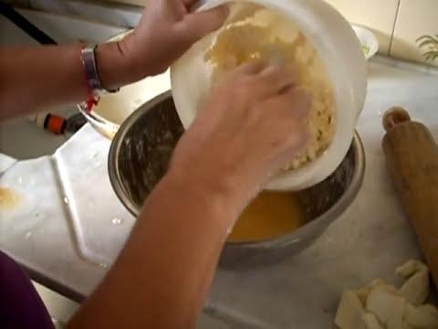 Masa para tartas y empanadas x Mamá Martha