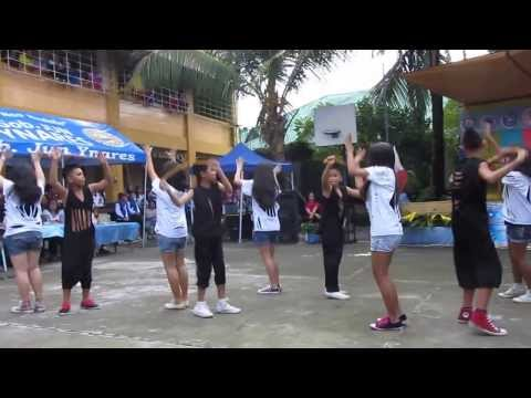 Saint Agnes School of Teresa - Elementary Students dance number