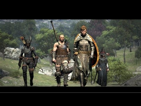 Dragon's Dogma Dark Arisen review - same game with extras