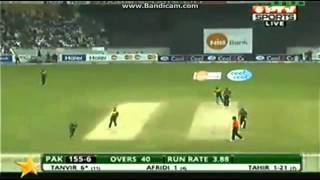 Pakistan Vs South Africa 2nd ODI 1st November 2013 PAK Vs SA 1st Nov 2013 Full Highlights Part 25