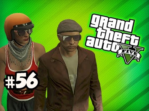 BRIEF SAFE ZONE - Grand Theft Auto 5 ONLINE Ep.56