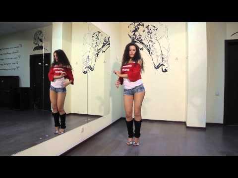Видео урок Школа танцев Латина