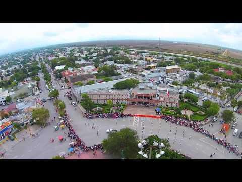 Desfile Rio Bravo Tamaulipas 2014