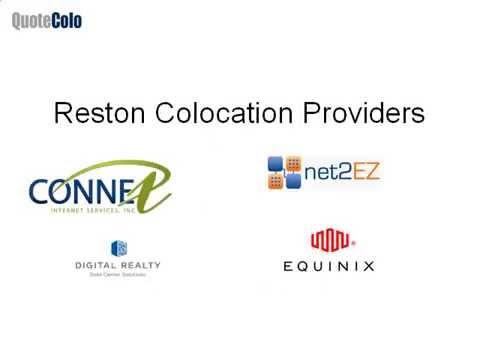 Reston Colocation Services