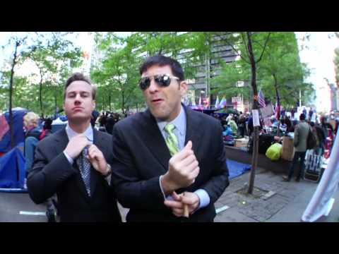 As Occupy Wall Street grows, it's time for the Bankstas to show their pimp-hands. Herman Cain guest stars. PLEASE LIKE US ON FACEBOOK FOR MORE VIDEOS AND INF...