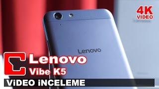 Lenovo Vibe K5 - Akıllı Telefon - İnceleme