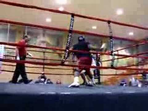ME(COREY) BOXING IN MOBRIDGE,SD