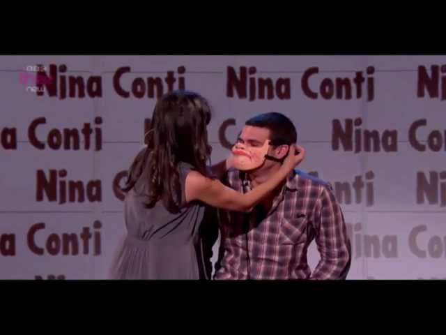 Nina Conti - Best Ventriloquist Performance Ever