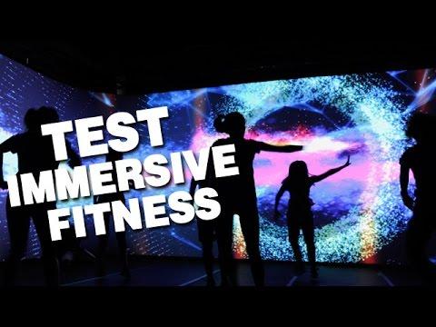 On a testé l'Immersive Fitness !