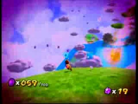 Super Mario Galaxy - Purple Coins by the Seaside Video