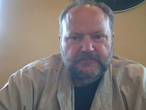 0 Raw Food Weight Loss 178 pounds! Dave the Raw Food Trucker VIDEO #2