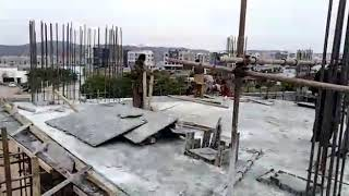 CONSTRUCTION UPDATE - Dominion Mall & Apartments Islamabad