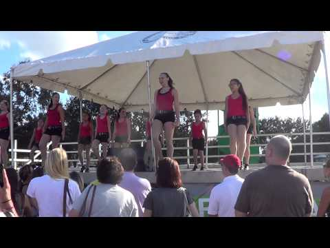 South Florida Cloggers - Blurred Lines - Shenandoah Festival