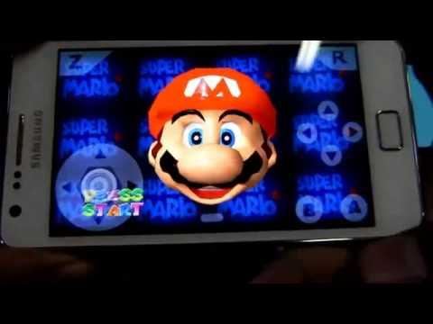 Emulador de Nintendo64 para celulares android