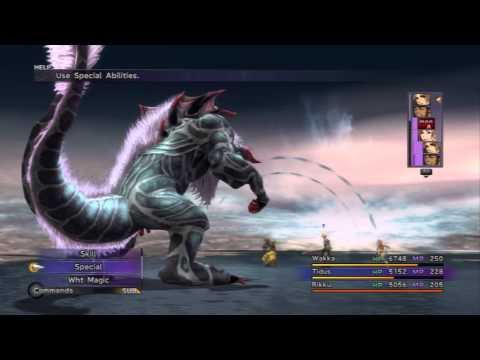 Lets Play Final Fantasy X HD #078 Maximum Overdrive