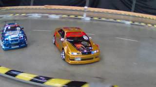 DDC RC DRIFT MESSE STUTTGART 2012