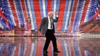 Steven Hall - Britain's Got Talent 2011 Audition