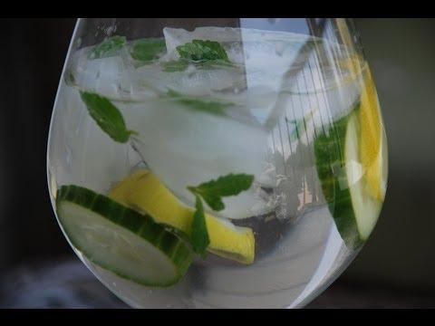 Summer DETOX  DRINK, Weight Loss, fat burner